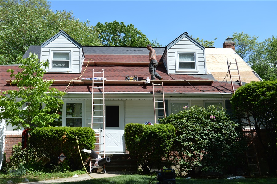 Roof Restoration Long Island